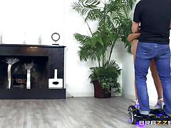 It's fucking off the floor