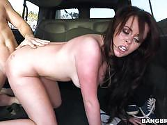 Roxii blair takes a big cock in her sweet puss...