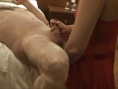 amateur, bisexuals, femdom, old young, strapon