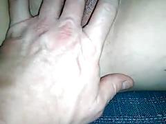 Finger fucking my wife
