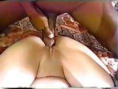 Young latin wife takes bbc dp
