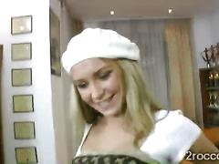 Sweet blonde teen amanda wants tome action in her pussy