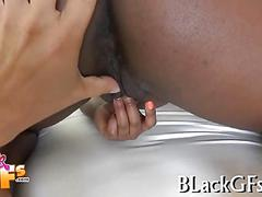 black, ebony, girlfriend, amateur, blowjob, hardcore
