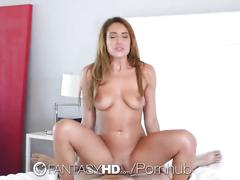 Fantasyhd - christiana cinn cums and squirts multiple times