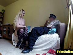 English amateur rimming officers arse