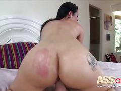 Katrina jade big ass facial