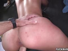 big boobs, brunette, ass, babe, big tits, fucking, public