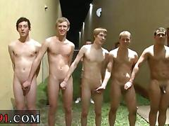 amateur, blowjob, group, twink, gay, frat