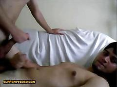 Twink buddies from latin american jack off on web cam