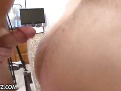 Cum covered amateur pound