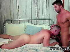 Stud dominic pacifico offers up his cock to a slutty dude