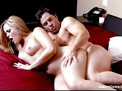 Sexy alexis texas gets her pussy filled with c...