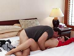 Zoey holloway cowgirl rides a big boner