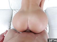 Sabrina banks takes that dick shank segment