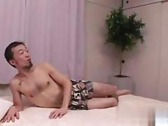 Japanese chick yukari called over to fuck a dirty old businessman