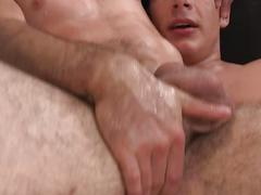 Twinks are dipping dick inside that anal