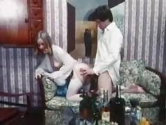 danish, lesbians, stockings, vintage