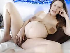 amateur, busty, masturbation, webcam, bbw, dildo, sex, solo, toy, wife