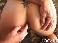 Sucking the wet clit and she gets wild