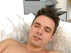 Anal fucking and the dude has a hot fuck