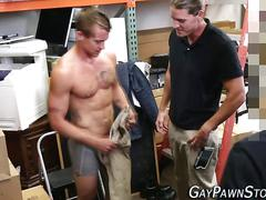 Jock amateurs dick sucked