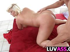 Sizable asses with julie cash and ava addams feature