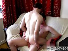 amateur, blowjob, bareback, twink, cute, gay, kissing, trimmed