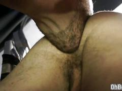 Twinks deep throat blowjob and hard anal