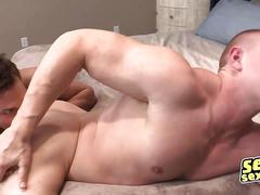 Newbie jayden became noisy dirty talking