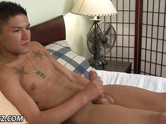 Latin amateur jizz soaked sexy
