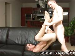 College twink gets his small ass screwed doggy style