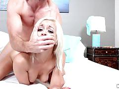Sweet pussy pie ivy stone drilled deep in the...