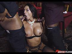 franceska jaimes, big dick, blowjob, riding, fucked, cumshot, huge, cumload, cum, fucked hard, black, threesome, eating, black dick, pussy licking, trio, cock, spit roast, big cock, licking pussy
