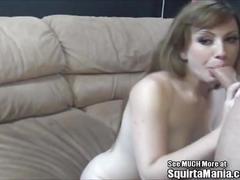 Jennifer white sucking fucking and squirting!