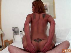 Amateur ladyboy lek fucked bareback