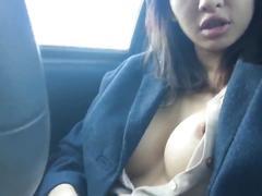 Sexyasian car bate