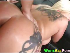 big boobs, big cock, blonde, big ass