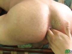 Well hung amateur rimmed