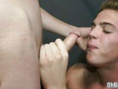 Colby fucks jaxon drilling his anal deep