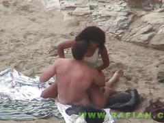 amateur, public, outside, teenager, young, rafian, spy, hidden, sex, beach, voyeur