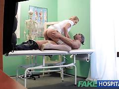 Wild patient loves to fuck