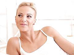 Sixtynining blonde lesbians jessie jazz and na...