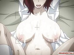 Bondage japanese hentai hard assfucked