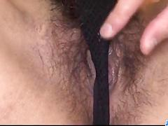 Airi ai, busty wife, endures deep penetration sex