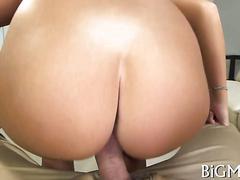 Superb brunette bitch is ready to fuck like a slut