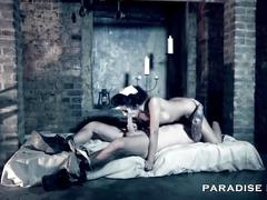 Paradise films the raging nurse