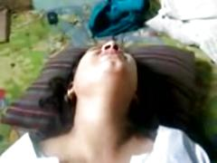 Indian college girl fucked hard in her wet cunt by angry prof - hardsextube