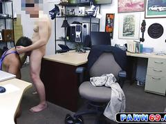 Hardcore fucking and the gay ass gets to be boned