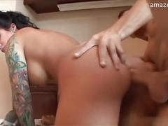 Mason moore getting fucked with butt plug