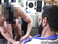 Horny amateur fucks ass